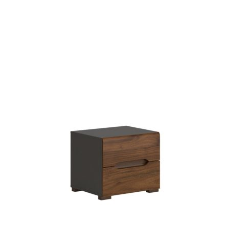 night stand elpasso_ wolfram grey_columbia nut_